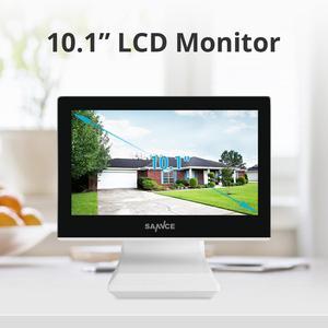 Image 2 - SANNCE 4 채널 와이파이 1080P ip 카메라 NVR CCTV 무선 카메라 시스템 4CH 와이파이 NVR 키트 와이파이 NVR 키트 CCTV 키트 1 테라바이트 HDD