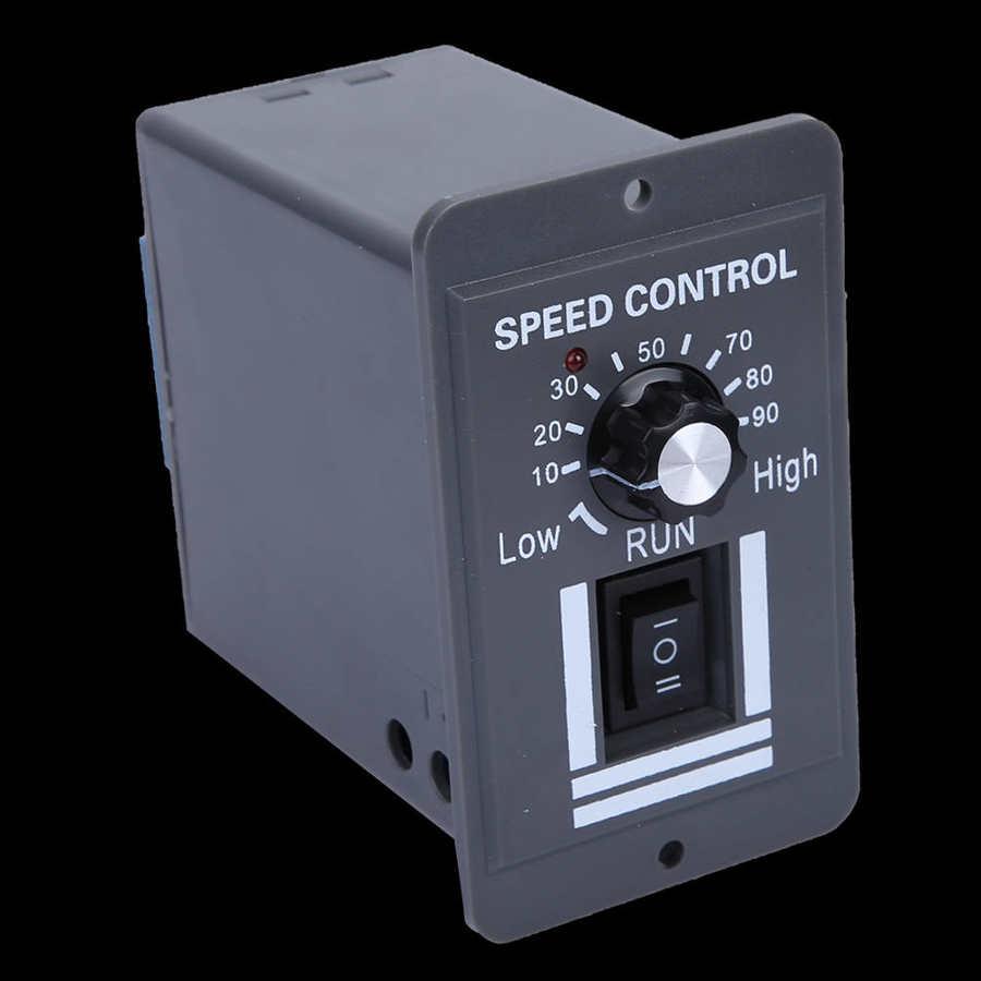 Controlador reversível da velocidade do motor do
