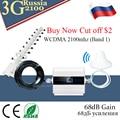 3g Verstärker WCDMA 2100 Mobile Signal Booster UMTS 2100MHZ GSM 3G handy cellular signal Repeater Verstärker