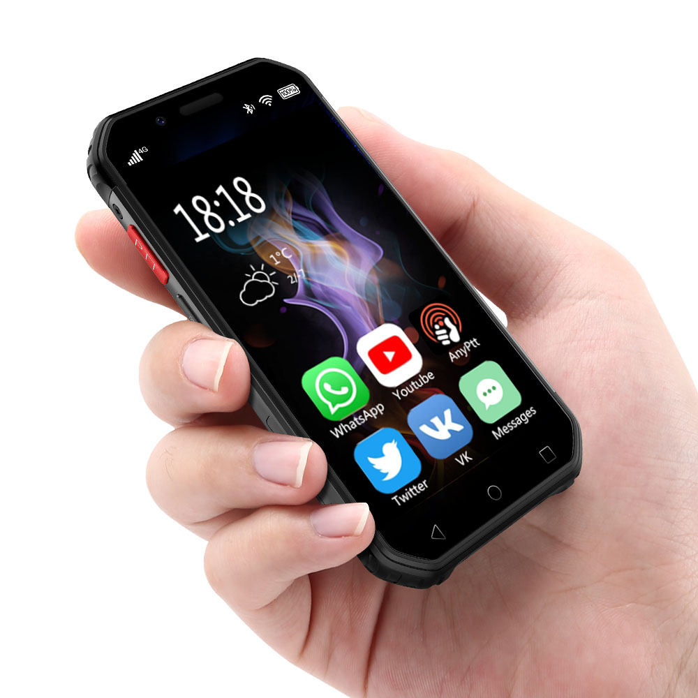 Servo 4g Lte 3 0 Small Telephone Ip68