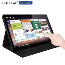 Zeuslap 8,9 zoll ips usb c hdmi-kompatibel touchscreen mini tragbare monitor für auto navigation rücksitz video gaming monitor