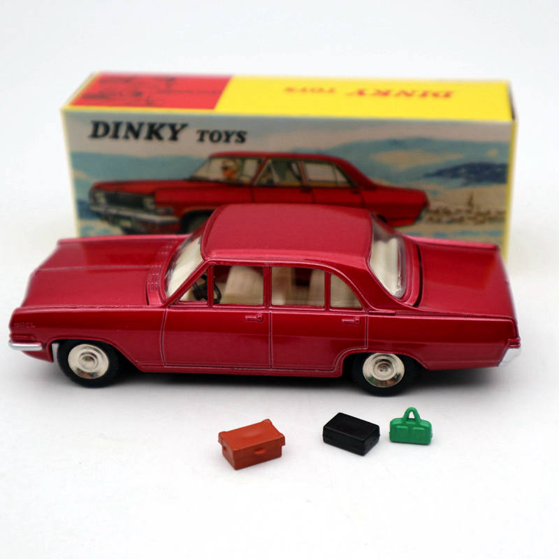Atlas 1/43 Dinky Toys 513 Opel ADMIRAL Diecast Models Car Collection
