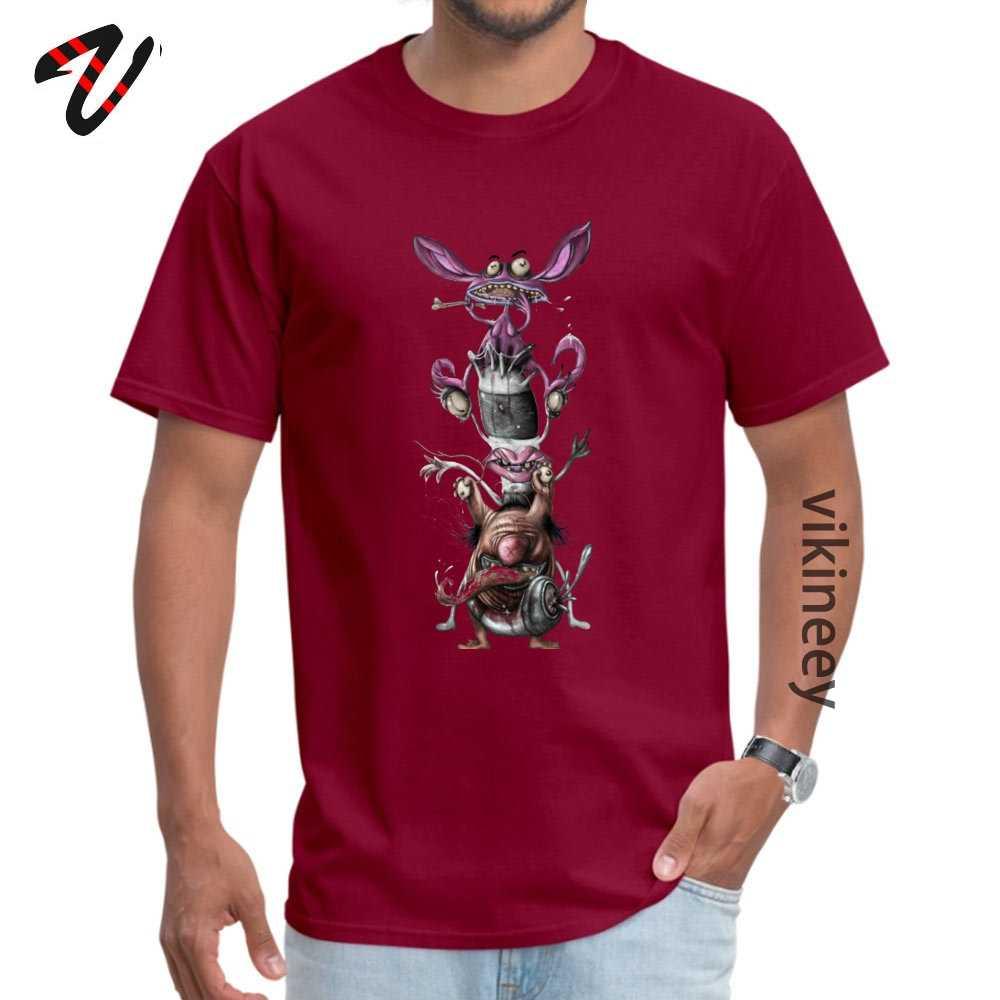 ECHT Monsters Unternehmen Männer T Shirt Rundhals Gorilla Hülse 100% Gandalf Stoff Tops & Tees Casual Tops T Shirt