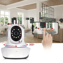 1080P 720P Home Security IP Camera Wireless Mini Surveillance Wifi Camara Pet CCTV IR Baby Monitor Audio Record Night Vision