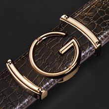 Designer Belt For Men Women Fashion Letter Smooth Buckle Cowskin Belt