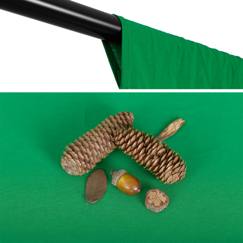 Green screen Photography Backdrops Green/White/Black/Blue/Grey Muslin Polyester-cotton Professional Background for Photo Studio