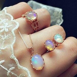 3Pcs/set Women Jewelry Set Fem