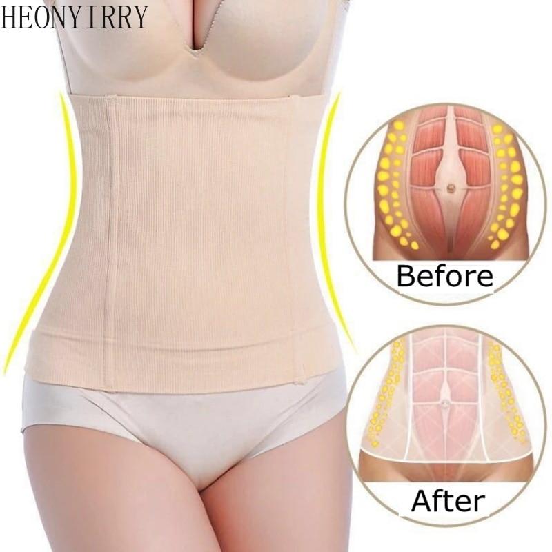 Lose Weight Slimming Belt Slimming Lumbar Sheath Flat Stomach Abdominal Nylon Shapewear Anti Cellulite Slim Patch Slimming Wraps