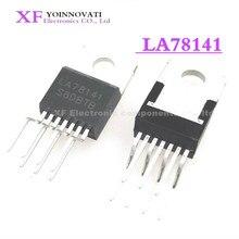 100 unids/lote LA78141 78141 a 220 7 TO220 IC original nuevo