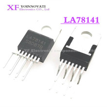 100pcs/lot LA78141 78141 TO 220 7 TO220 IC New original