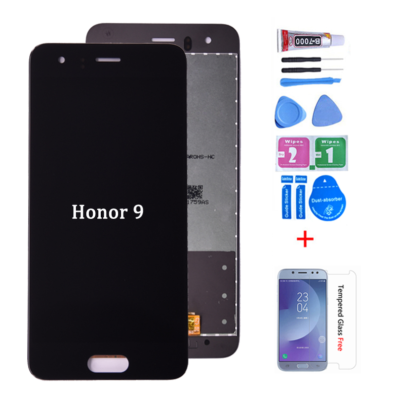 5.15'' LCD <font><b>Display</b></font> For HUAWEI <font><b>Honor</b></font> <font><b>9</b></font> LCD <font><b>display</b></font> Touch Screen Digitizer without frame for <font><b>Honor</b></font> <font><b>9</b></font> <font><b>Display</b></font> LCD Replacement Parts image