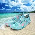 Портативная Спортивная пляжная обувь для подводного плавания  нескользящая обувь для тренировок  обувь с мягкой подошвой для красной стопы