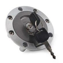 Motocykl olej gazowy korek zbiornika paliwa aluminiowe czapki z kluczami blokującymi dla Yamaha FZR250 FZR400 FZR600 FZR750 FZR1000