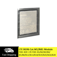 LTE BG96 Cat M1/NB 1/EGPRS Module BG96MA-128-SGN LPWA NB-Iot Module Multi-band  B2/B5/B8/B12/B20