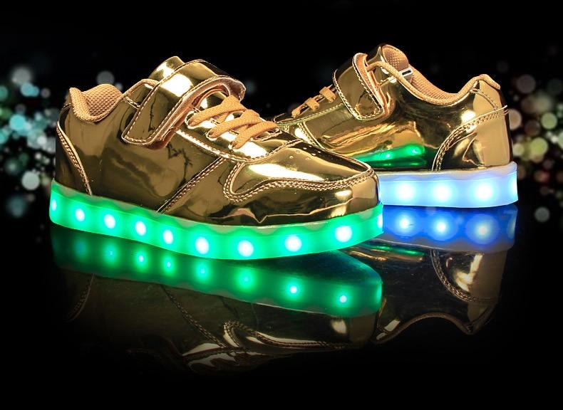 kids led shoes