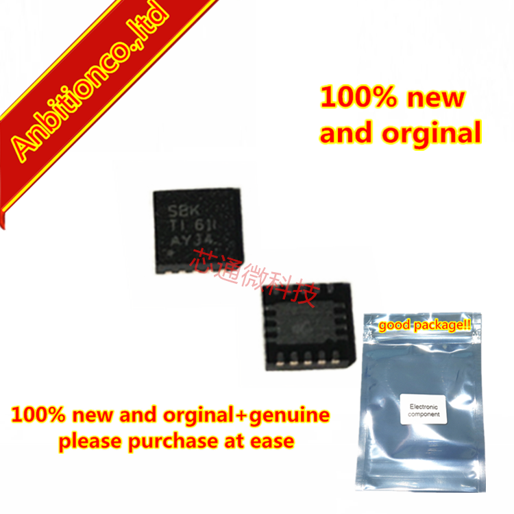 10pcs  100% New And Orginal TPS61230DRCR TPS61230DRC Silk-screen SBK SON-10  In Stock