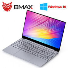 BMAX computer portatile da 14.1 pollici X14 notebook Finestre 10 8GB di RAM 256GB M.2 SATA 2280 SSD 1920*1080 IPS Dual Wifi blacklighting tastiera del PC(China)