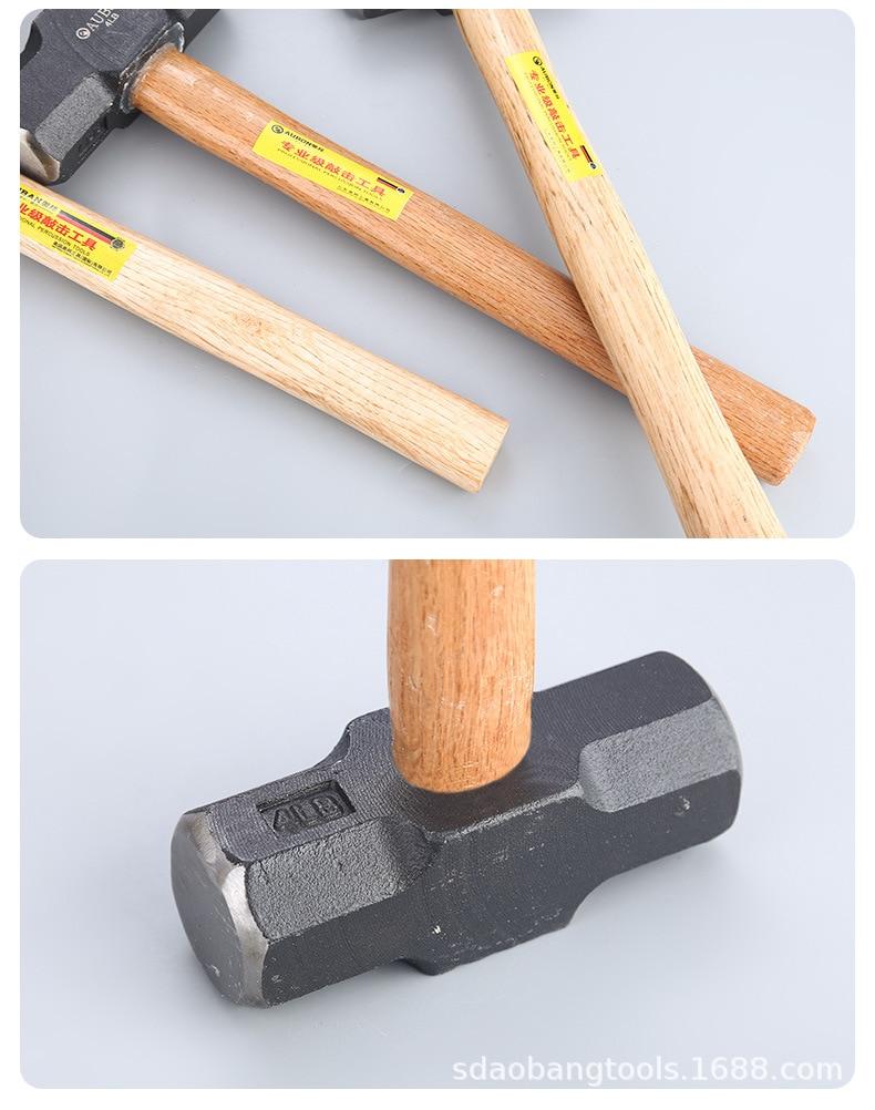 Кузнечный молот от деревянные ручки кузнечный молот 4 P только 3 P санки-молоток 2 P