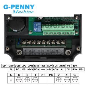 Image 3 - 220v 4.0kw VFD Azionamento A Frequenza Variabile VFD / Inverter 1HP o 3HP 3HP di Ingresso Uscita 380v convertitore di frequenza