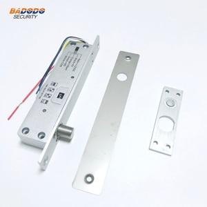 Image 2 - DC12V 5 קווים נמוך טמפרטורת בורג חשמלי נעילת fail בטוח או לא מאובטח עם זמן עיכוב