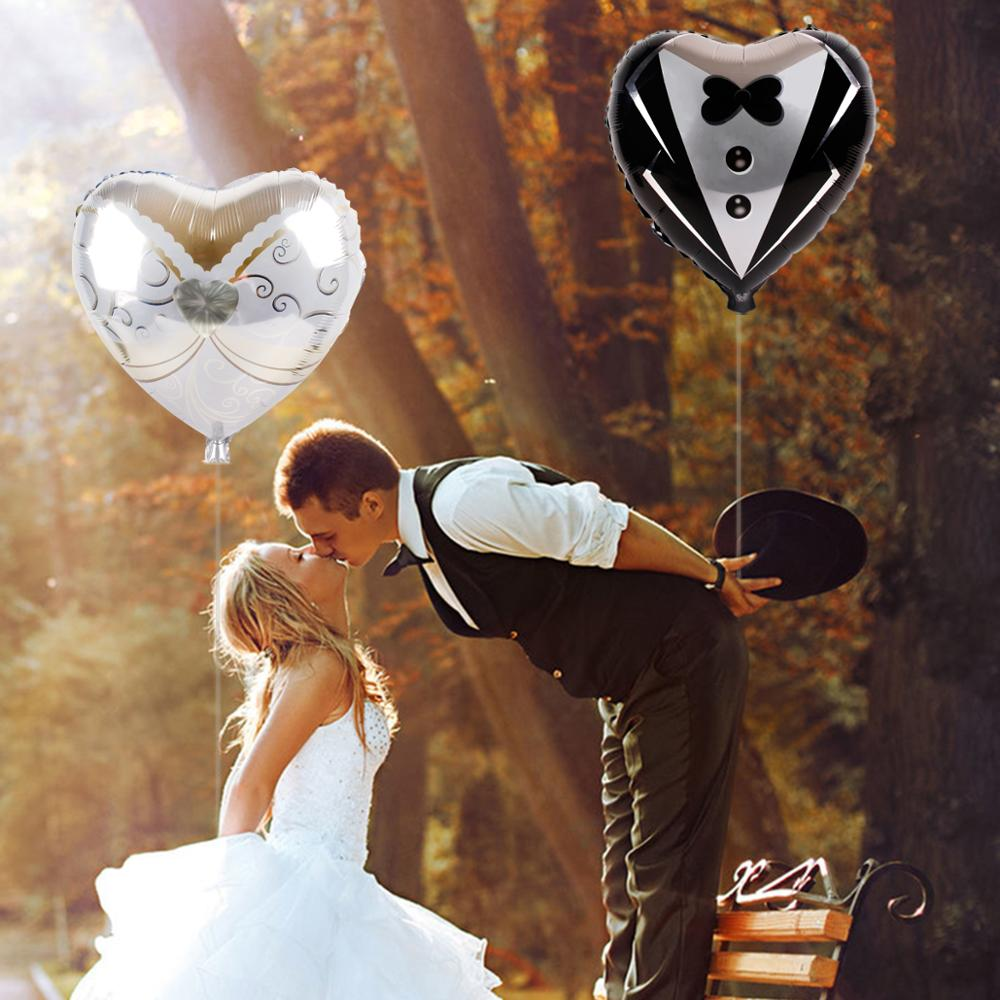 Frigg Wedding Decorations Bride To Be Balloons Wedding Accessories Team Bride Wedding Decroations Groom Bride Decoration Mariage