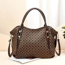 Print Bags For Women 2021 Summer New Luxury Handbags Designer Crossbody Pu Leather Bigger Casual Tote