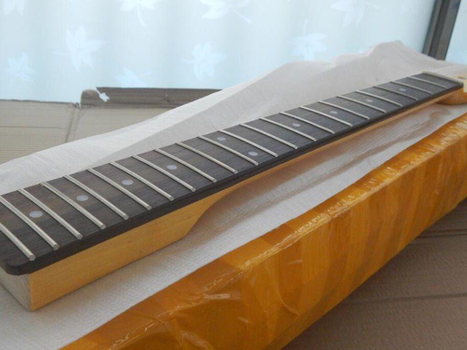 Frete grátis atacado tele guitarra pescoço parágrafo especial, telecaster guitarra pescoço 22 trastes 17 11 null    -