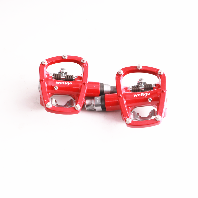 ZERAY Cycling MTB Road Bike Clipless Pedals SPD Compatible Pedals 9//16