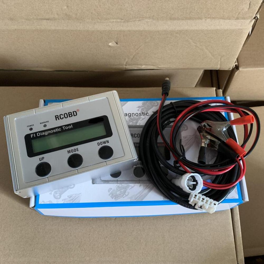 Fabrik bieten motorrad diagnose für yamaha motorrad scanner mit kabel 2 jahre garantie