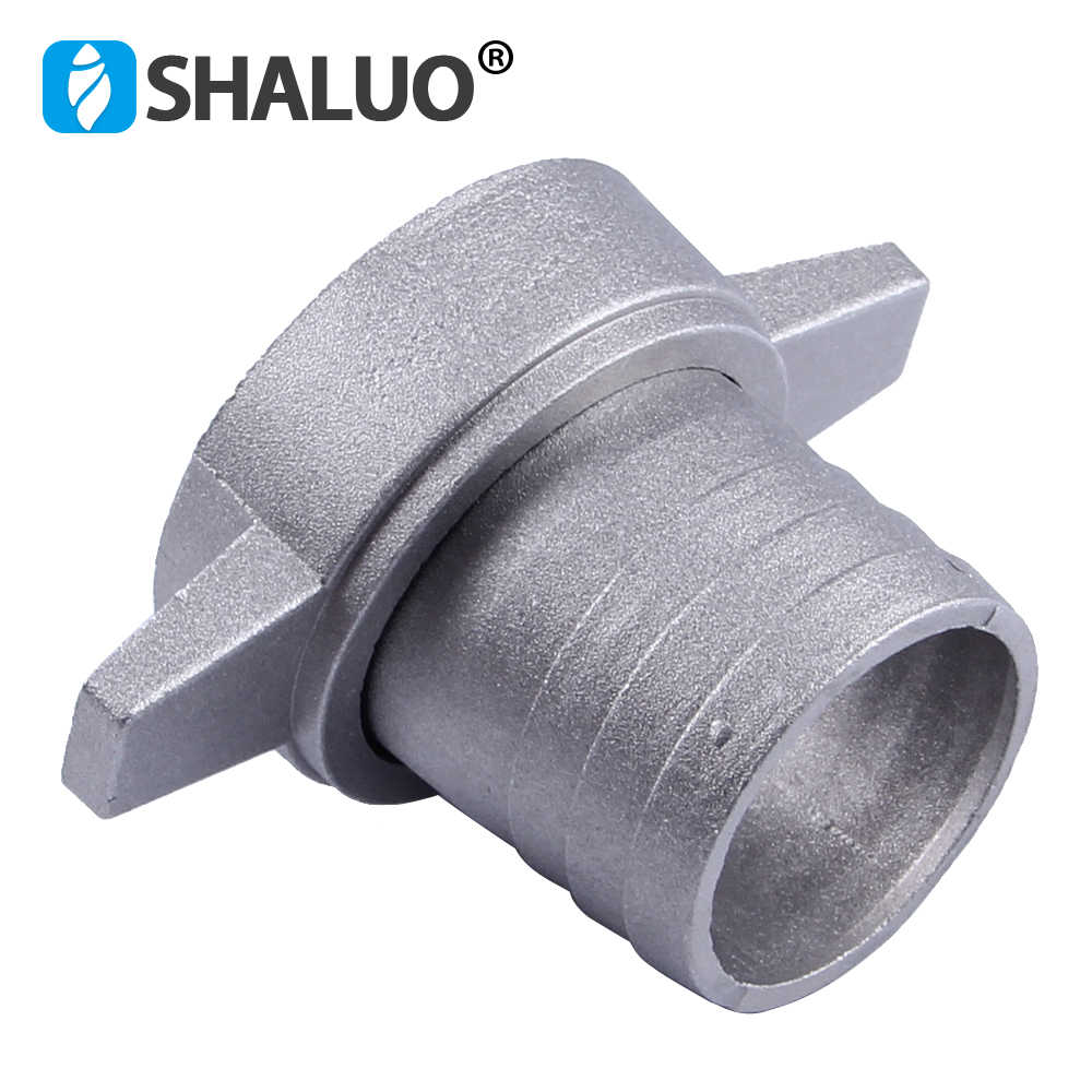 gasoline water pumps fittings 3 three inch aluminum pipe connecting wrench with rubber gasket pump connector pipe fitting