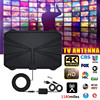 2020 NEW Indoor 1080 Miles 4K 30DB Digital HDTV Antenna TV High Gain Amplifier Signal Booster Digital Antenna DVB-T2 TV Aerial discount
