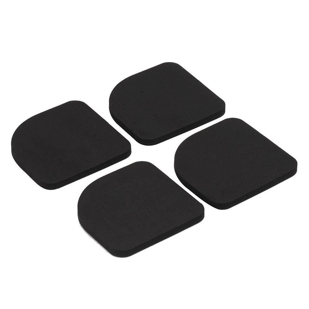 4PCS Washing Machine Shock Absorption Pad Anti-slip Shockproof Pad Silent Cotton EVA Foam Mat For Household Appliance Furniture