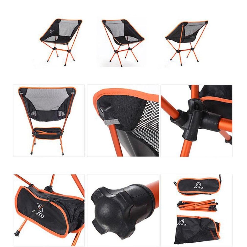 Купить стул складной сверхлегкий сверхпрочный портативный стул для