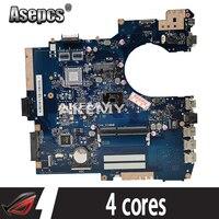 Akemy Voor For Asus P552SJ PU552SJ PRO552S P552S P552SA Laptop Moederbord Getest 100% Werk Originele Moederbord 4 Cores