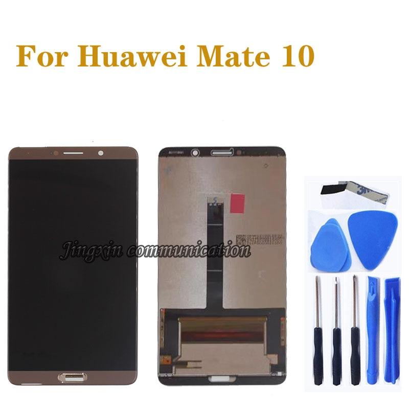 Original Display For Huawei Mate 10 ALP-AL00 ALP-L09 ALP-L29 LCD Display Touch Screen Digitizer Component Repair Parts