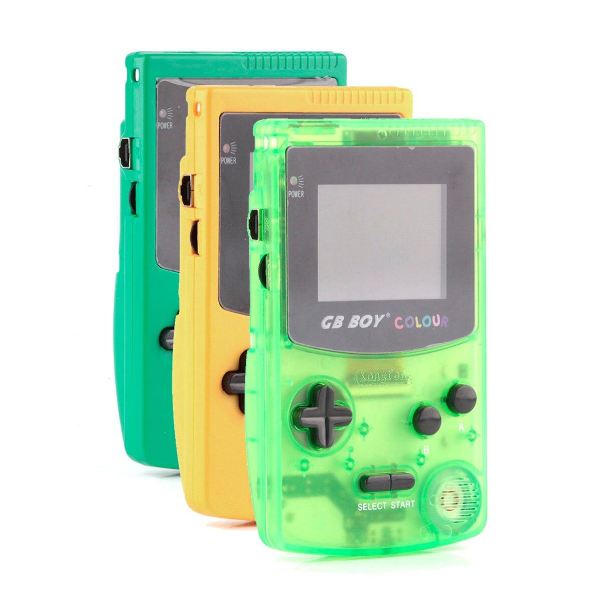 1 pçs/lote GB Menino Cor Cor Handheld Game Player 2.7