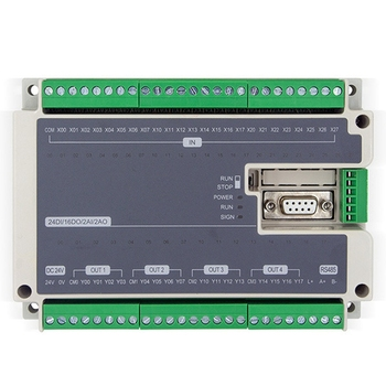 FX3U-40MT 6-Axis Synchronous 180K Pulse Output PLC Industrial Control Board