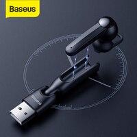 Baseus Bluetooth Kopfhörer Magnetische Einzelnen Freihändiger Kopfhörer Auto Fahren Business Kopfhörer Bluetooth Kopfhörer mit Mikrofon