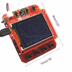 Image 3 - NUOVO DSO138mini Oscilloscopio Digitale Kit FAI DA TE di Apprendimento Pocket size DSO138 Aggiornamento Dropship