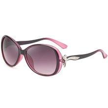 Овальные Солнцезащитные очки женские винтажные брендовые дизайнерские