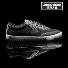 Feiyue/обувь больших размеров; черные мужские и женские кроссовки