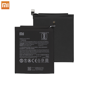 Image 2 - Xiao Mi Replacement Battery For Xiaomi Redmi Note 4X 4 X / Note 4 global Snapdragon 625 4000mAh BN43 Original  Phone Battery