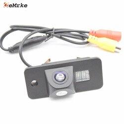 EEMRKE couleur Image HD voiture vue arrière sauvegarde caméras de stationnement pour Audi A4 S4 RS4 B6 B7 8E Avant 2000-2008