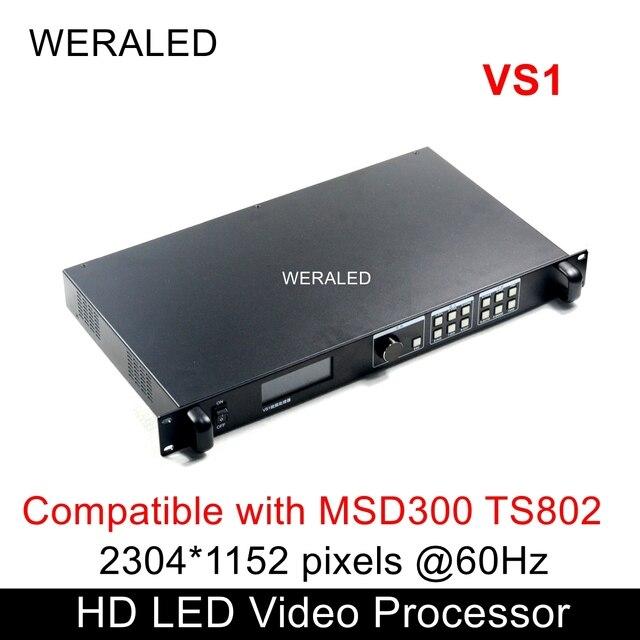 Novastar VS1 Màn Hình LED HD Xử Lý Video Tương Thích Với MSD300 TS802 Gửi Thẻ