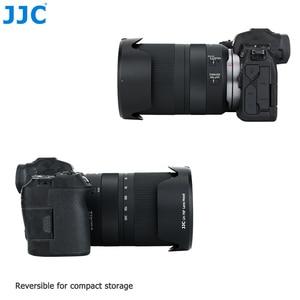 Image 4 - Jjc カメラ可逆レンズフードキヤノン RF 24 〜 240 ミリメートル f/4 6.3 は USM レンズキヤノン Eos R EOS RP EOS Ra 置き換えキヤノン EW 78F