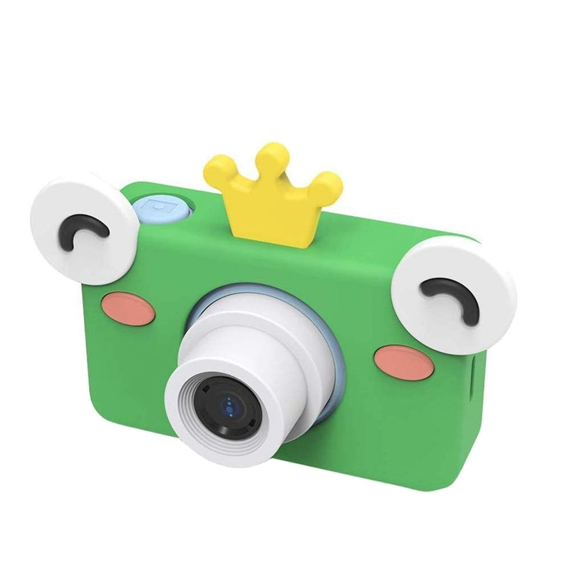 The Fifth Generation Of Children's Camera Digital Camera Camera Toy Mini Cartoon Frog Camera Toy