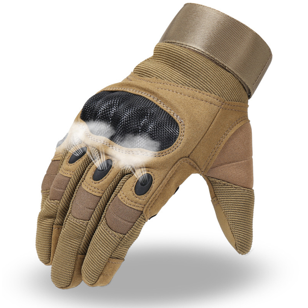 Nylon Gloves Women Men Breathable Full Finger Gloves Male Outdoor Moto Cycling Sports Gloves Anti-slip Touch Screen Adult Gloves