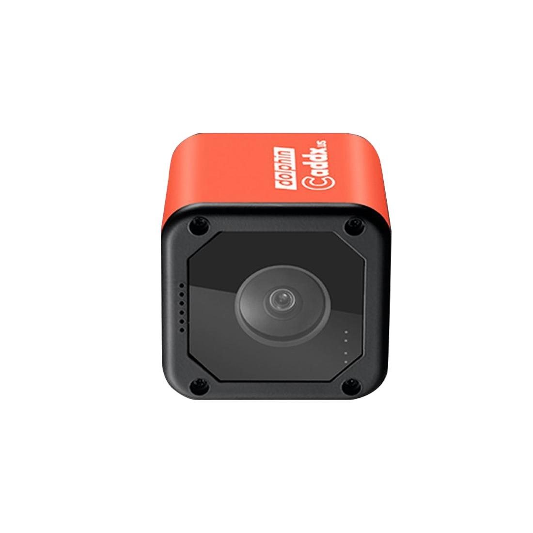 Caddx Дельфин Starlight 1080P DVR HD Запись Wifi 150 градусов мини Экшн Спортивная камера Интернет поток Cam Запчасти Аксессуары