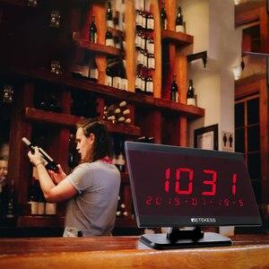 Image 5 - Retekess TD105 999CH хост приемник + 10 шт. T117 кнопка вызова ресторанный пейджер система вызова официанта служба поддержки клиентов Вызов медсестры