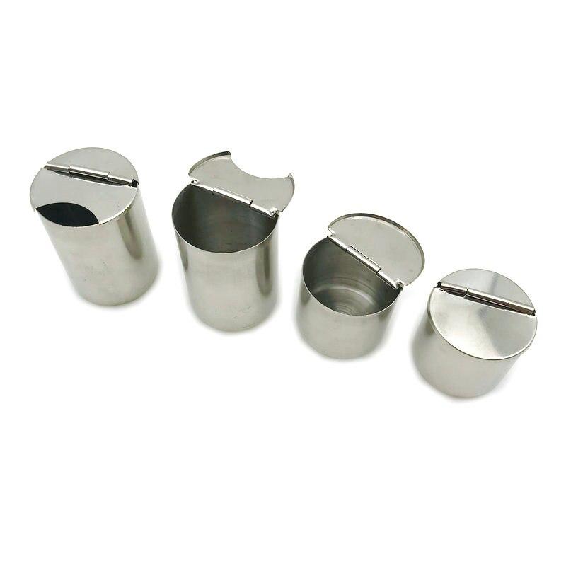 1 набор стоматологических инструментов из нержавеющей стали коробка для хранения лабораторных инструментов стоматологический лоток с 4 бу...